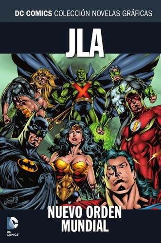 551 - [DC - Salvat] La Colección de Novelas Gráficas de DC Comics  52_jla10
