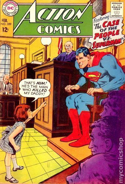 [DC Comics] Superman: Discusión General - Página 18 58361710