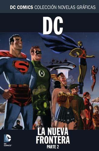 551 - [DC - Salvat] La Colección de Novelas Gráficas de DC Comics  58_fro10