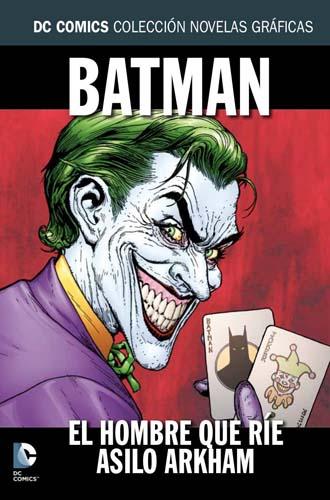 106 - [DC - Salvat] La Colección de Novelas Gráficas de DC Comics  59_asi10