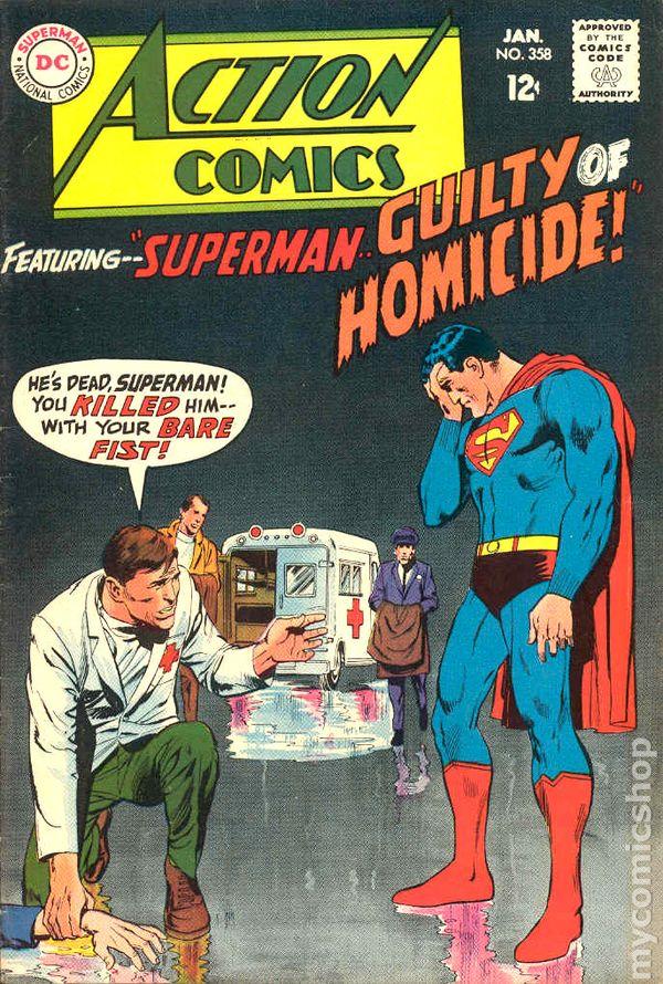 [DC Comics] Superman: Discusión General - Página 17 67610310