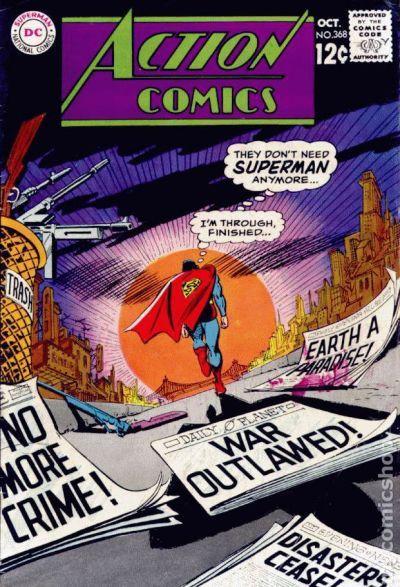 [DC Comics] Superman: Discusión General - Página 18 67611910