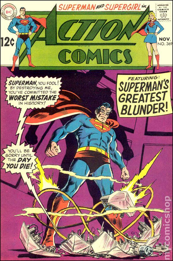 [DC Comics] Superman: Discusión General - Página 18 67785910