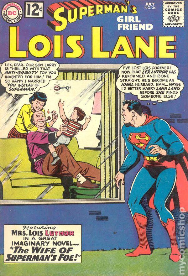 [DC Comics] Superman: Discusión General - Página 17 68111110