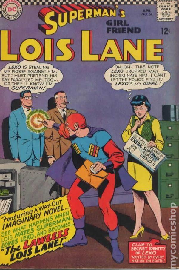 [DC Comics] Superman: Discusión General - Página 17 68287510