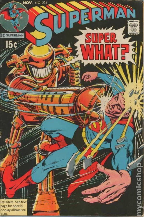 [DC Comics] Superman: Discusión General - Página 17 68462710