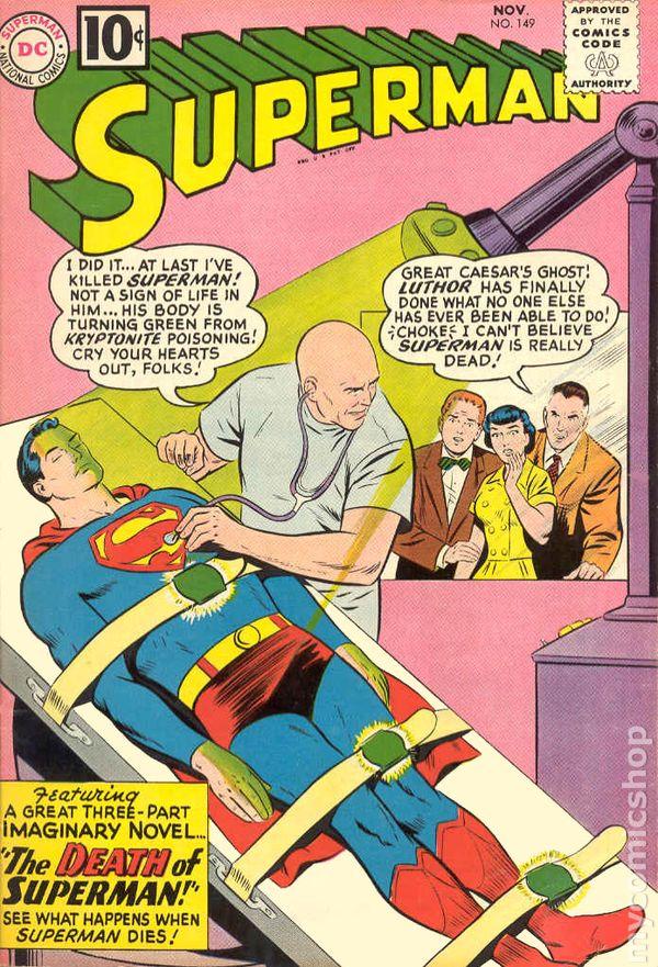 [DC Comics] Superman: Discusión General - Página 18 68541310