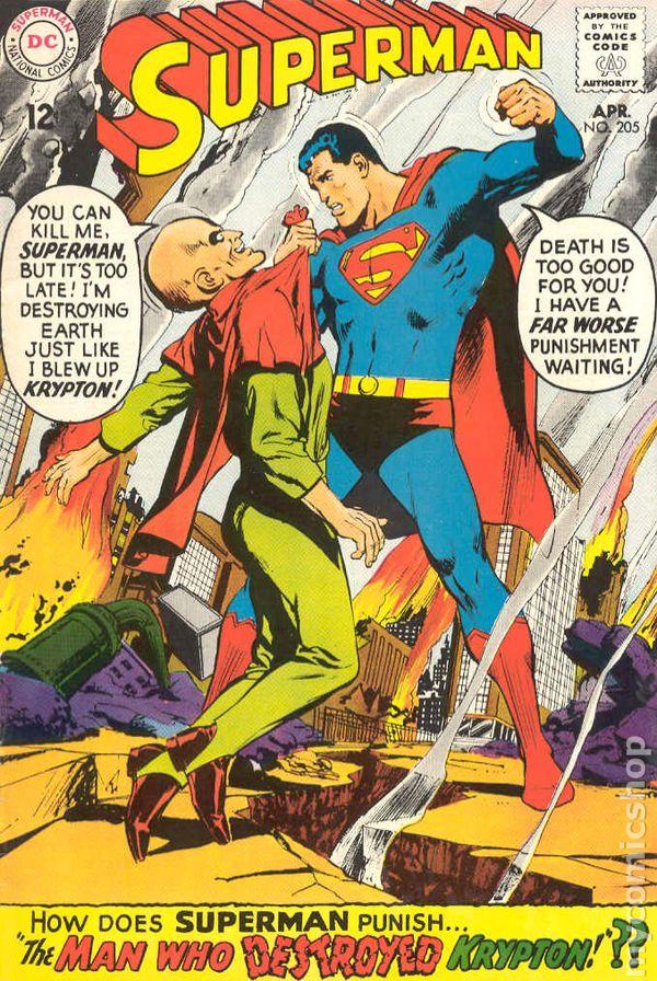 [DC Comics] Superman: Discusión General - Página 17 68548510