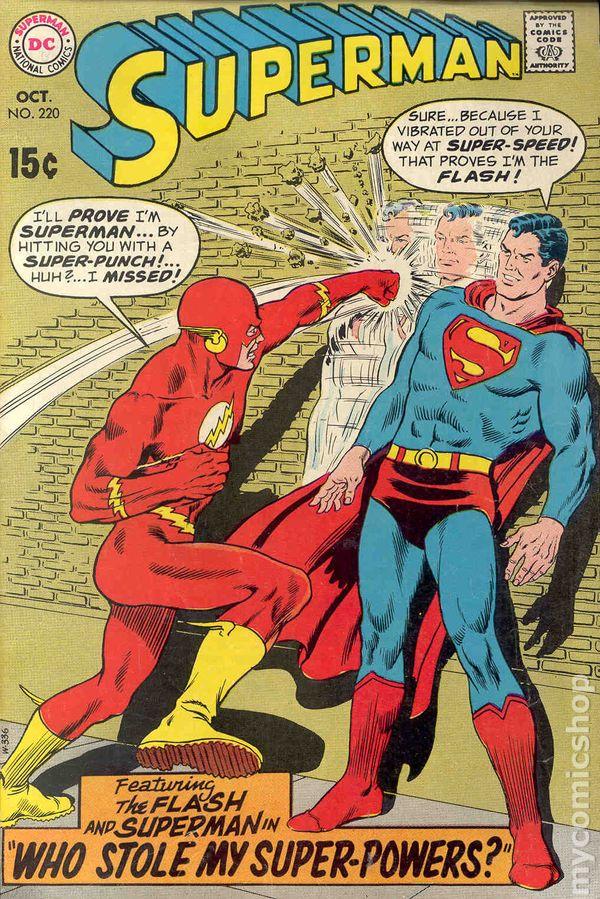 [DC Comics] Superman: Discusión General - Página 17 86780110
