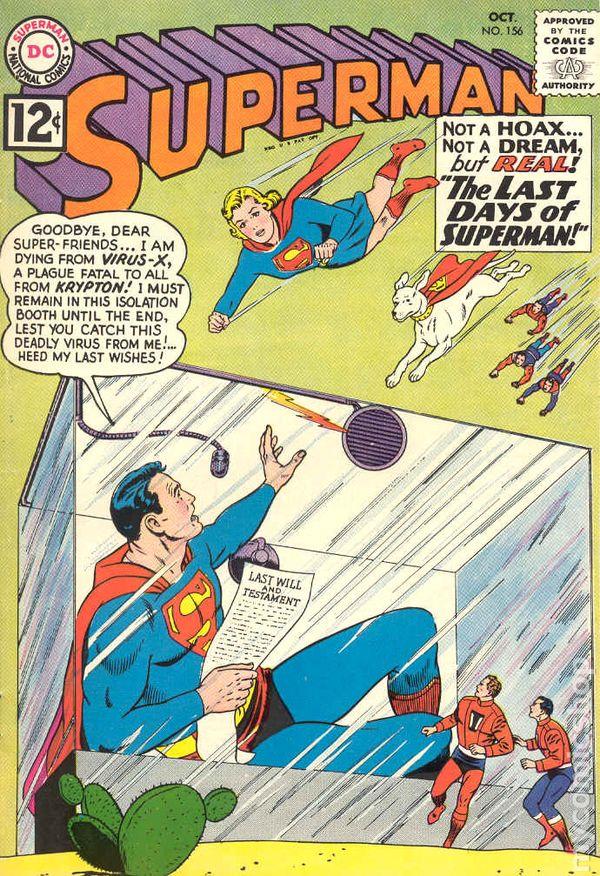 [DC Comics] Superman: Discusión General - Página 18 86837310