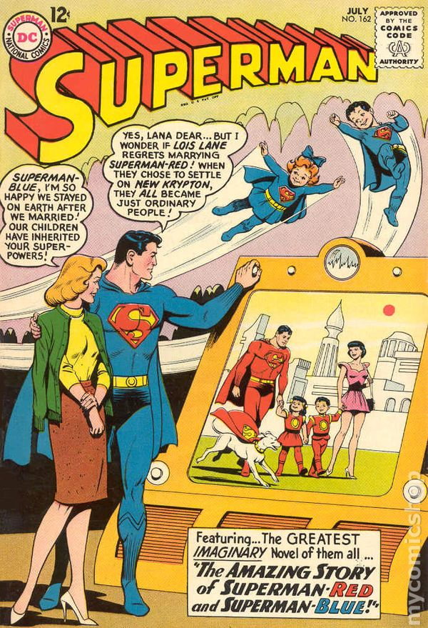 [DC Comics] Superman: Discusión General - Página 17 86838510