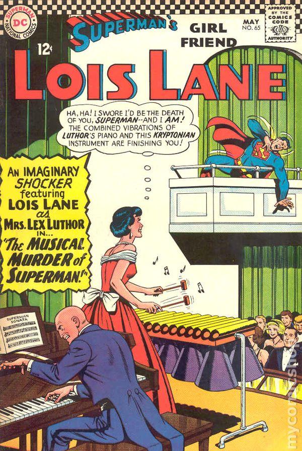 [DC Comics] Superman: Discusión General - Página 17 89978710