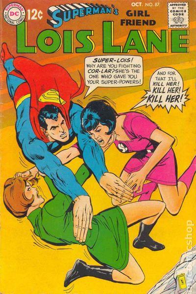 [DC Comics] Superman: Discusión General - Página 17 90716110