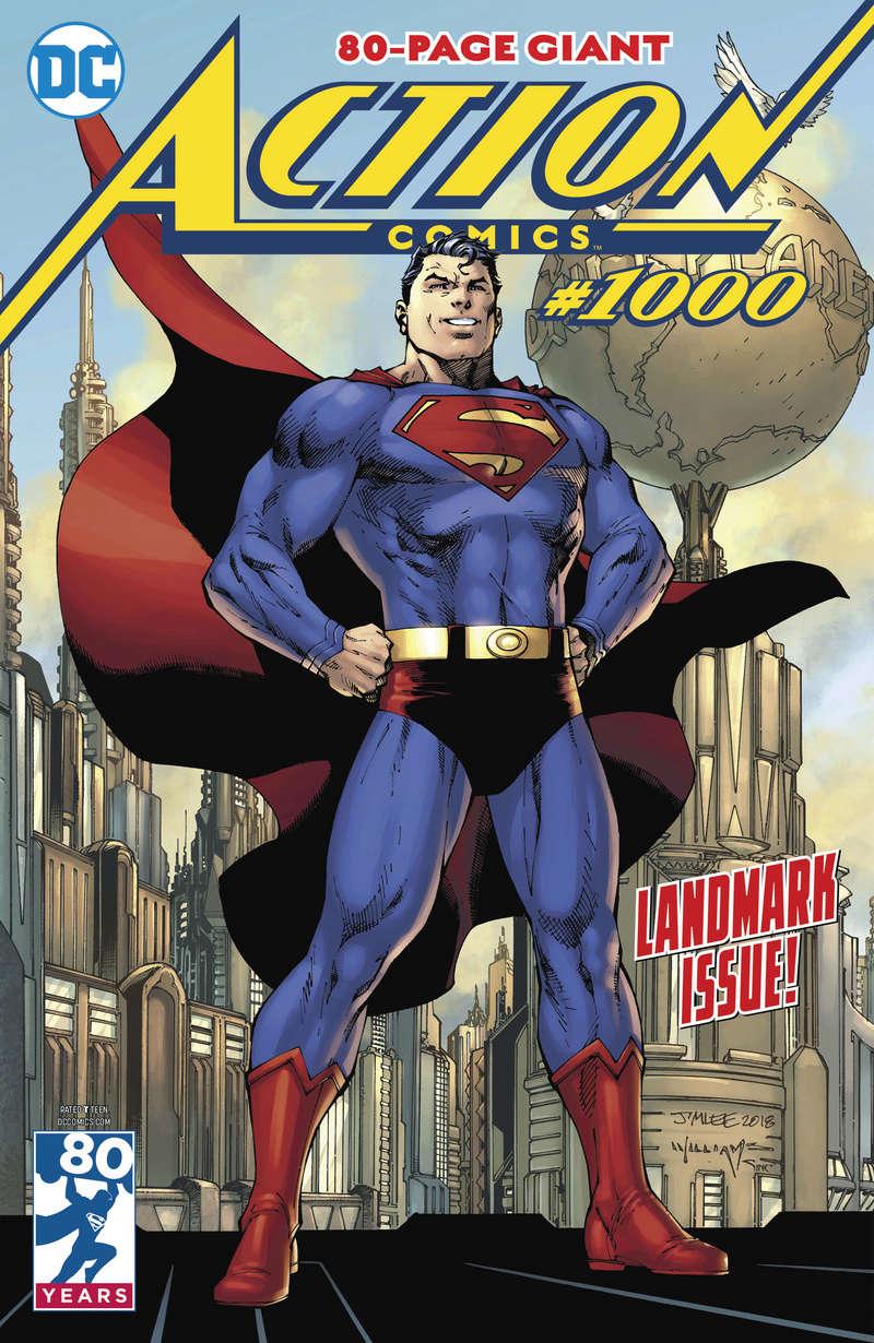 [DC Comics] Superman: Discusión General - Página 17 Action10