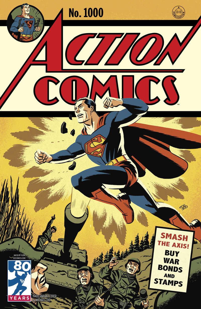 [DC Comics] Superman: Discusión General - Página 17 Action11