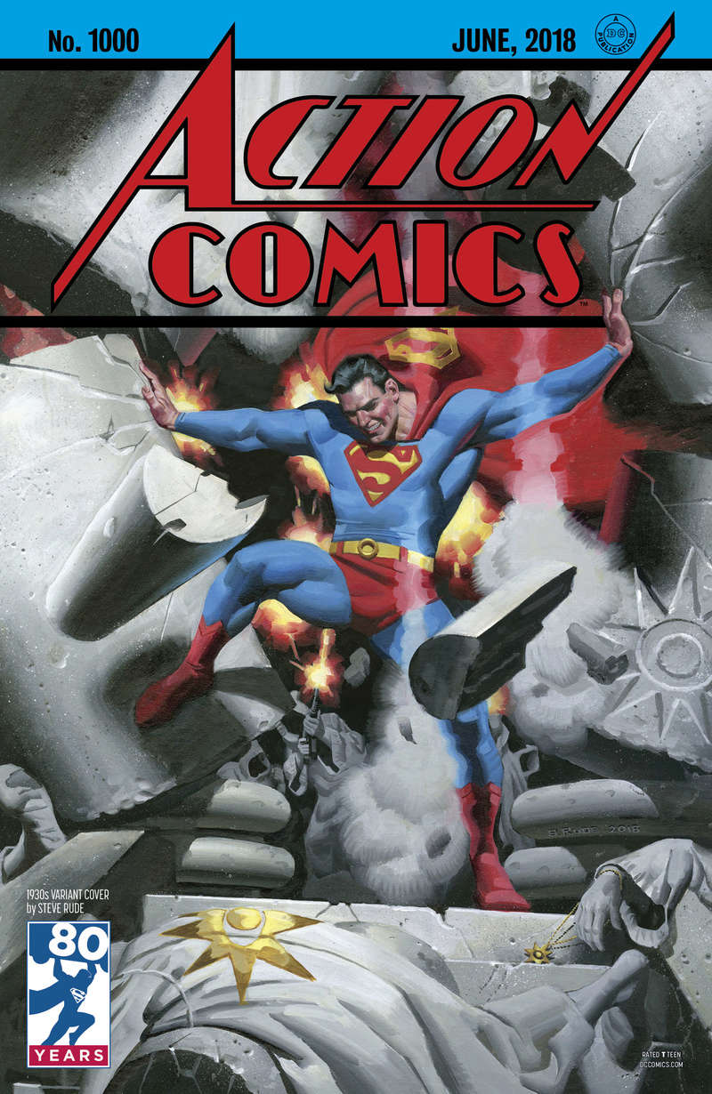 [DC Comics] Superman: Discusión General - Página 17 Action12