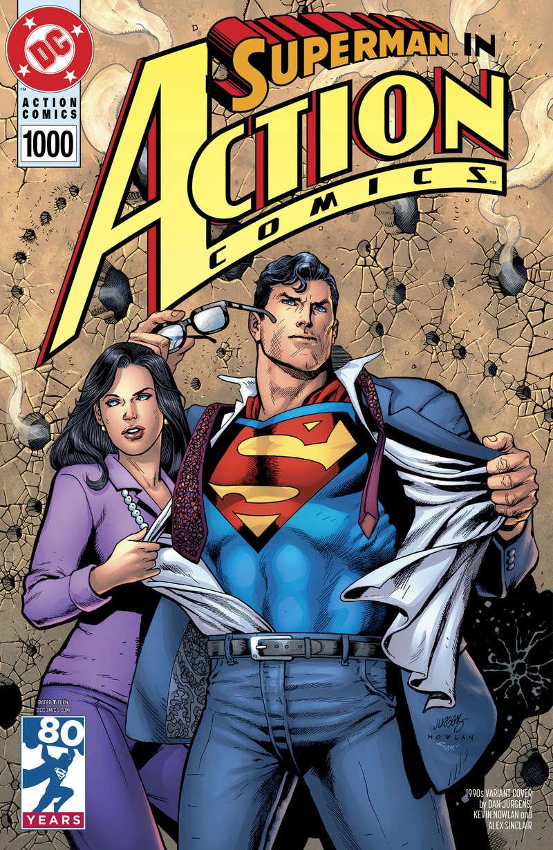 [DC Comics] Superman: Discusión General - Página 17 Action13