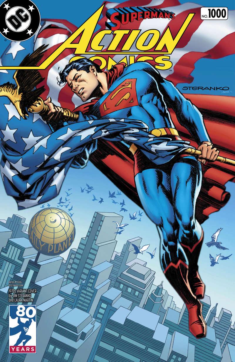 [DC Comics] Superman: Discusión General - Página 17 Action14