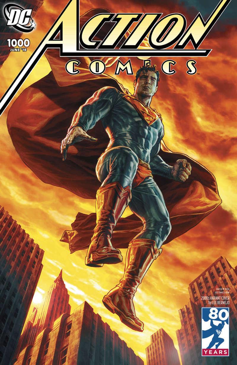 [DC Comics] Superman: Discusión General - Página 17 Action15