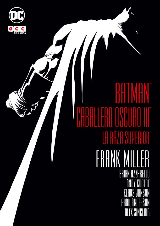 [ECC Argentina] DC Comics Batman10