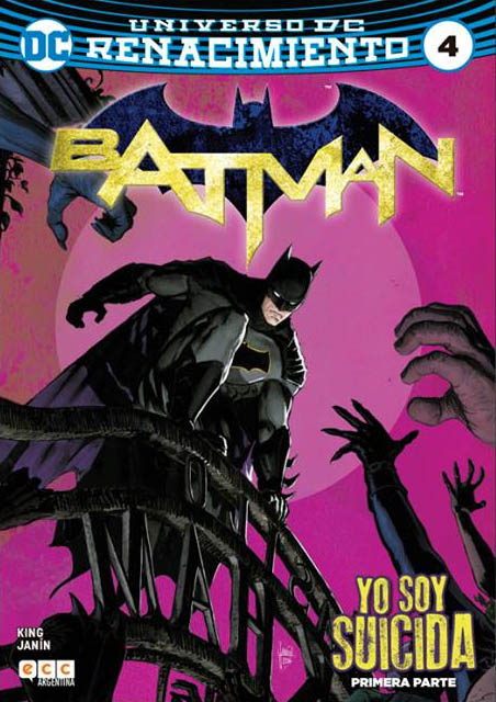 [ECC Argentina] DC Comics Batman18