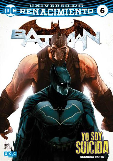 [ECC Argentina] DC Comics Batman24