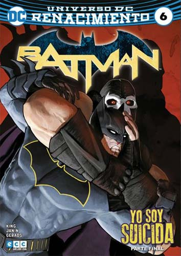 [ECC Argentina] DC Comics Batman27