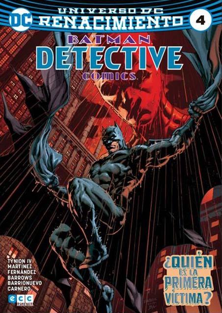 [ECC Argentina] DC Comics Detect12