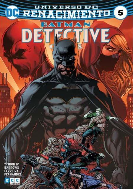 [ECC Argentina] DC Comics Detect13