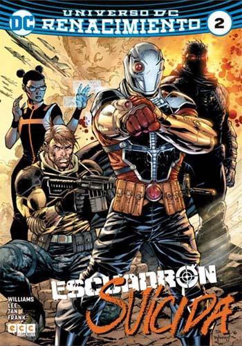 [ECC Argentina] DC Comics Escuad10
