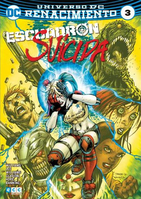 [ECC Argentina] DC Comics Escuad11