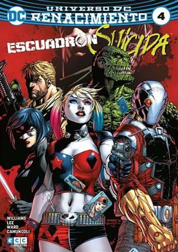 [ECC Argentina] DC Comics Escuad12