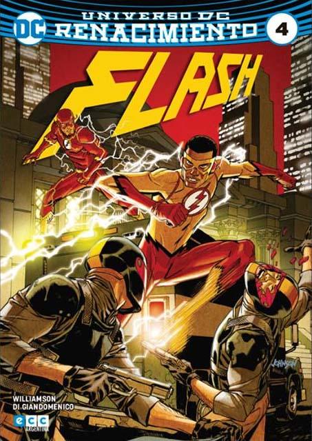 [ECC Argentina] DC Comics Flash_13