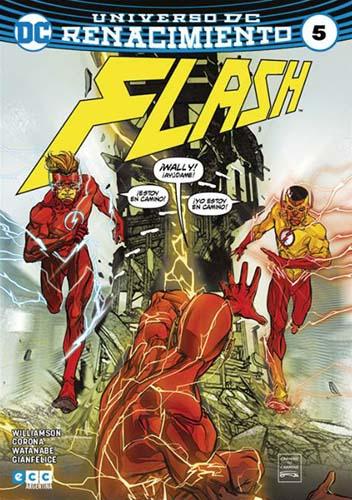 [ECC Argentina] DC Comics Flash_15