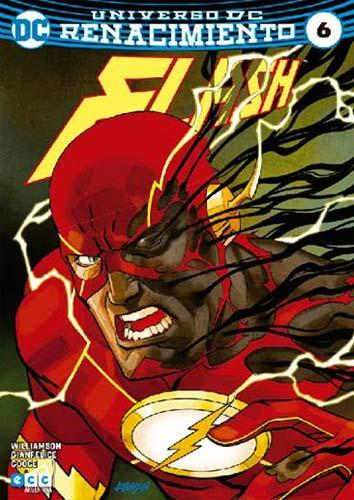 [ECC Argentina] DC Comics Flash_16