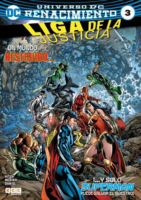 [ECC Argentina] DC Comics Liga_011