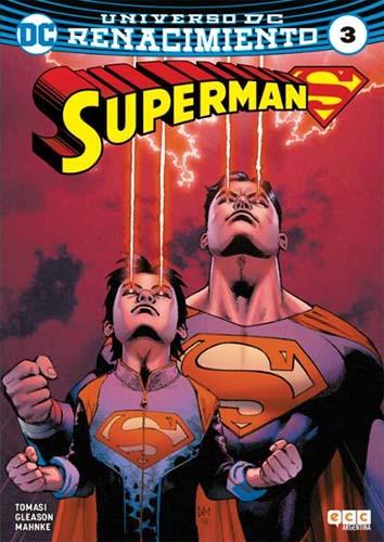 [ECC Argentina] DC Comics Superm10