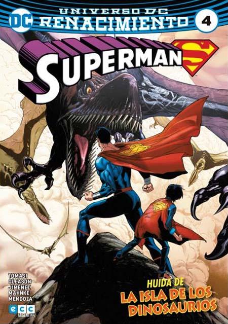 [ECC Argentina] DC Comics Superm11