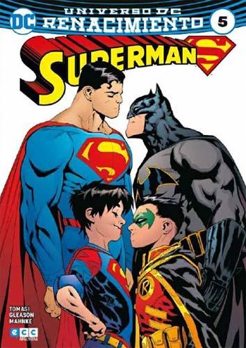 [ECC Argentina] DC Comics Superm13