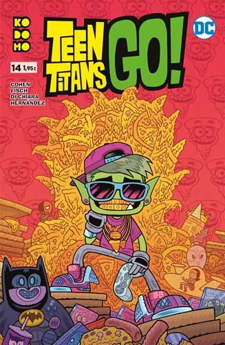 [ECC] UNIVERSO DC - Página 19 Teen_t16
