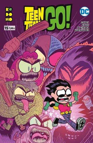 [ECC] UNIVERSO DC - Página 19 Teen_t17