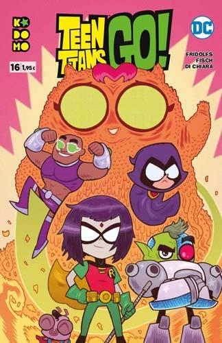 [ECC] UNIVERSO DC - Página 19 Teen_t19