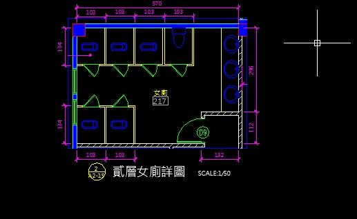 [問題]請問在模型空間,只限制顯示部分,不必另外用圖紙空間,即可達到效果? 2018-011