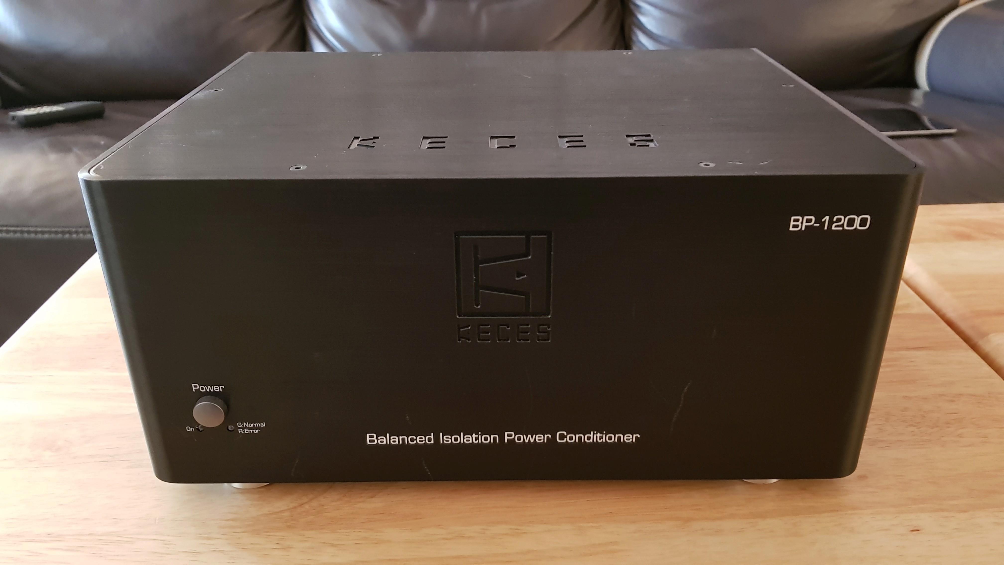Keces BP-1200 Power Isolator(Sold) 20180610