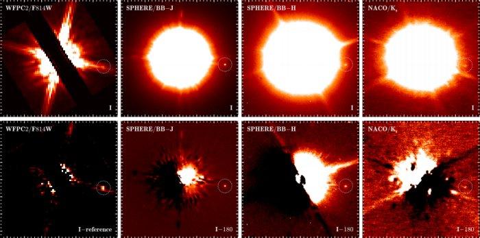 Επιστήμονες ανακάλυψαν κατά τύχη τη γέννηση ενός τεράστιου εξωπλανήτη Cs-cha10