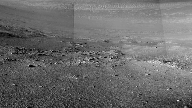Το «θαύμα» της NASA: Ο Ήλιος από την επιφάνεια του πλανήτη Άρη Mars_s11