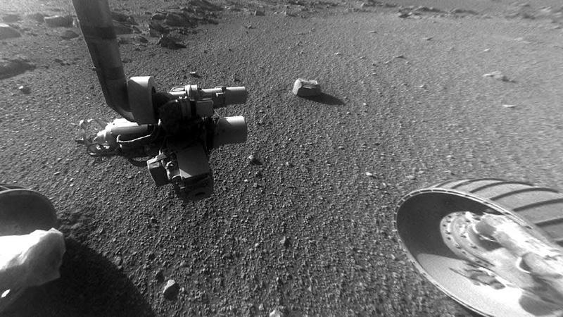Το «θαύμα» της NASA: Ο Ήλιος από την επιφάνεια του πλανήτη Άρη Mars_s12