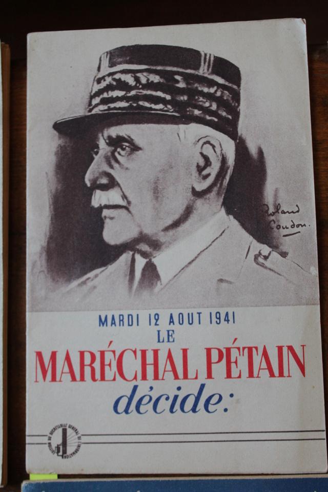 Documents Maréchal Pétain  Img_7710