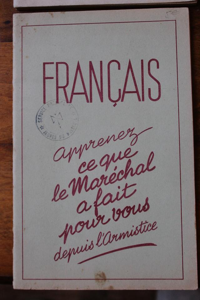 Documents Maréchal Pétain  Img_7711