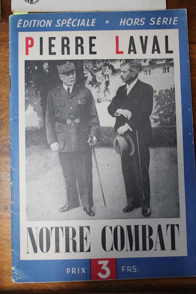 Documents Maréchal Pétain  Img_7712